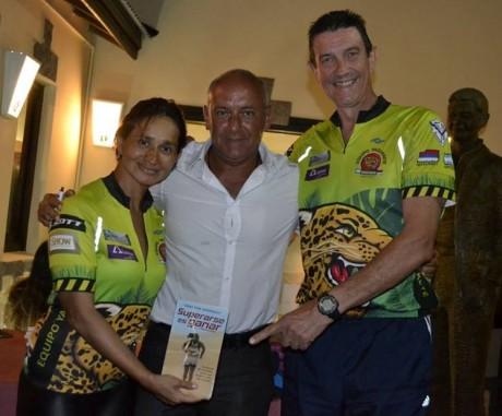 """El libro """"Superarse es Ganar"""" en Misiones"""