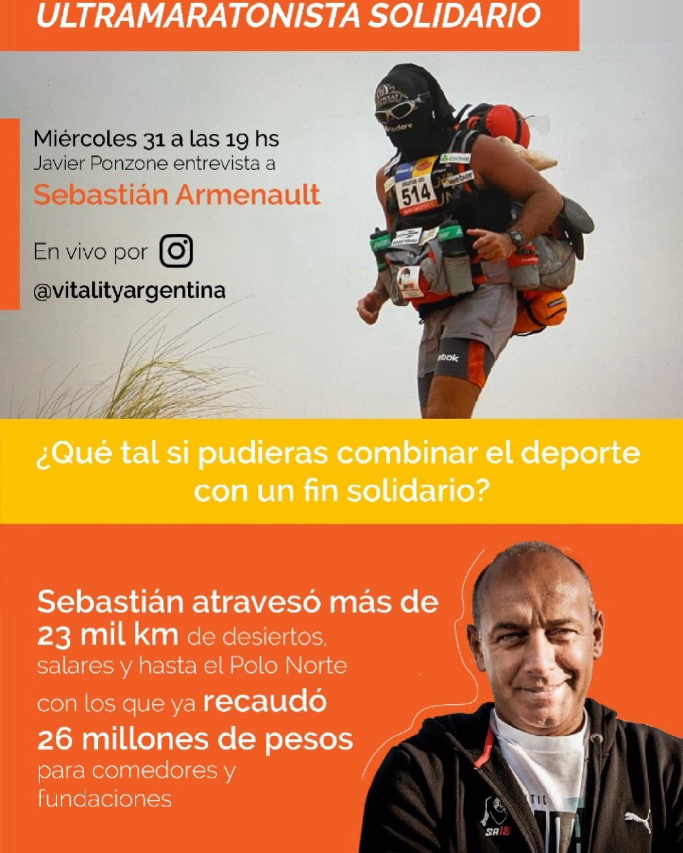 Nota Vitality Argentina