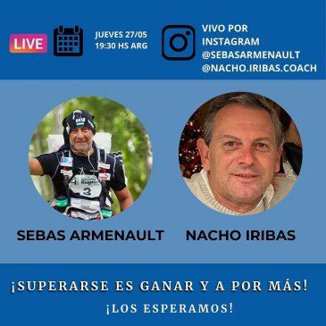 Live junto a Ignacio Iribas