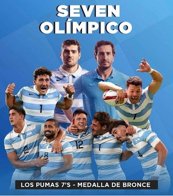 Juegos Olimpicos Los Pumas