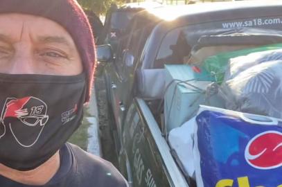 Movida Solidaria Contra el frío